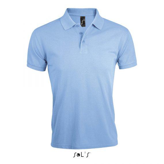 Polo HDG bleu clair H