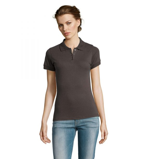 Polo HDG gris anthracite