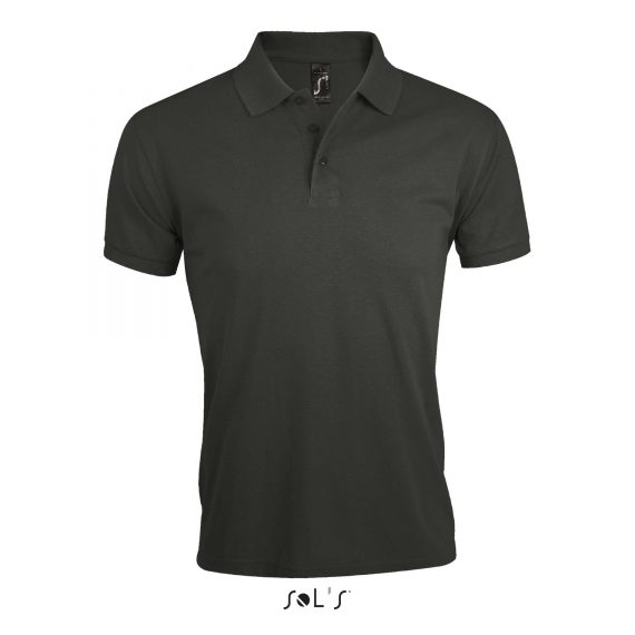 Polo HDG gris anthracite H