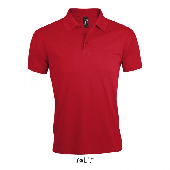 Polo HDG rouge H