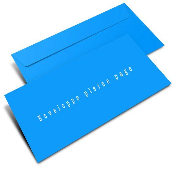 enveloppe pleine page montpellier