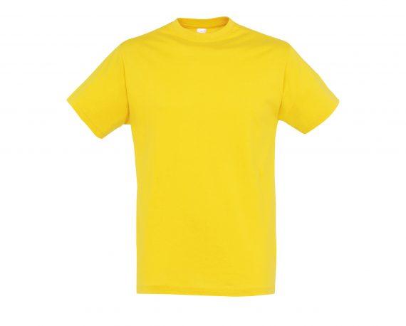 T-Shirt Classic Jaune